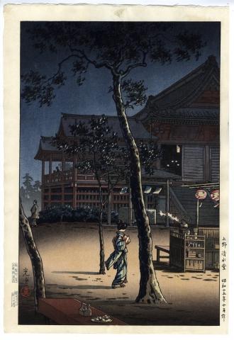 上野清水堂