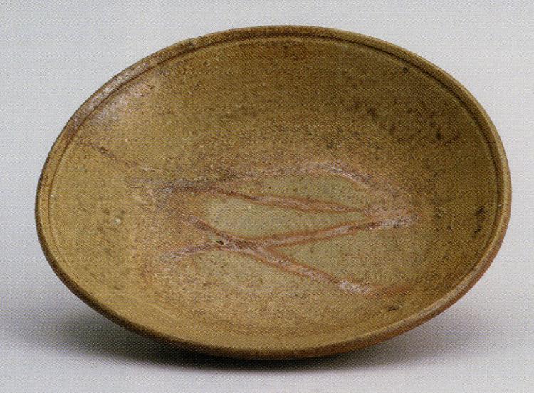 金重陶陽「備前平鉢」