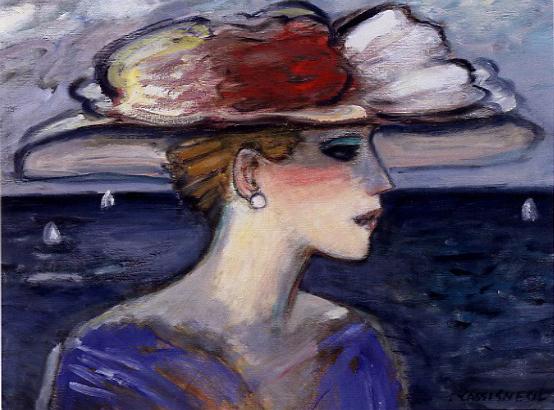 カシニョール「PLOFIL LE SOIR」2007