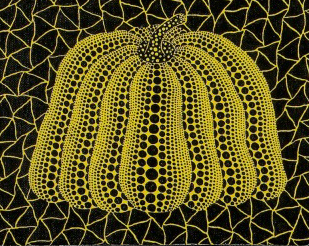 草間彌生「かぼちゃ」2001