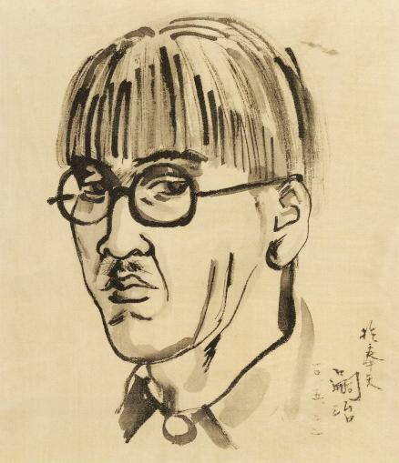 藤田嗣治「自画像」1935