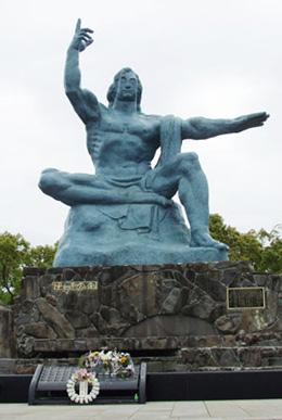 北村西望「平和祈念像」