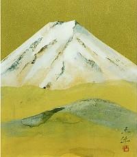 奥村土牛「富士」