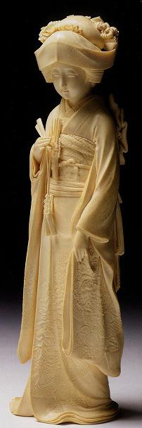 石川光明「式日の装」