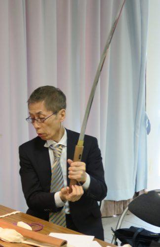 武具の査定 買取鑑定会 青森にて