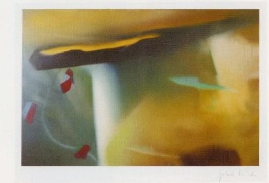 ゲルハルト・リヒター「Abstractes Bild」